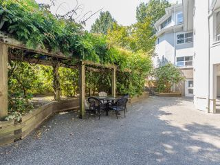 """Photo 34: 203 668 W 16TH Avenue in Vancouver: Cambie Condo for sale in """"The Mansions"""" (Vancouver West)  : MLS®# R2606926"""