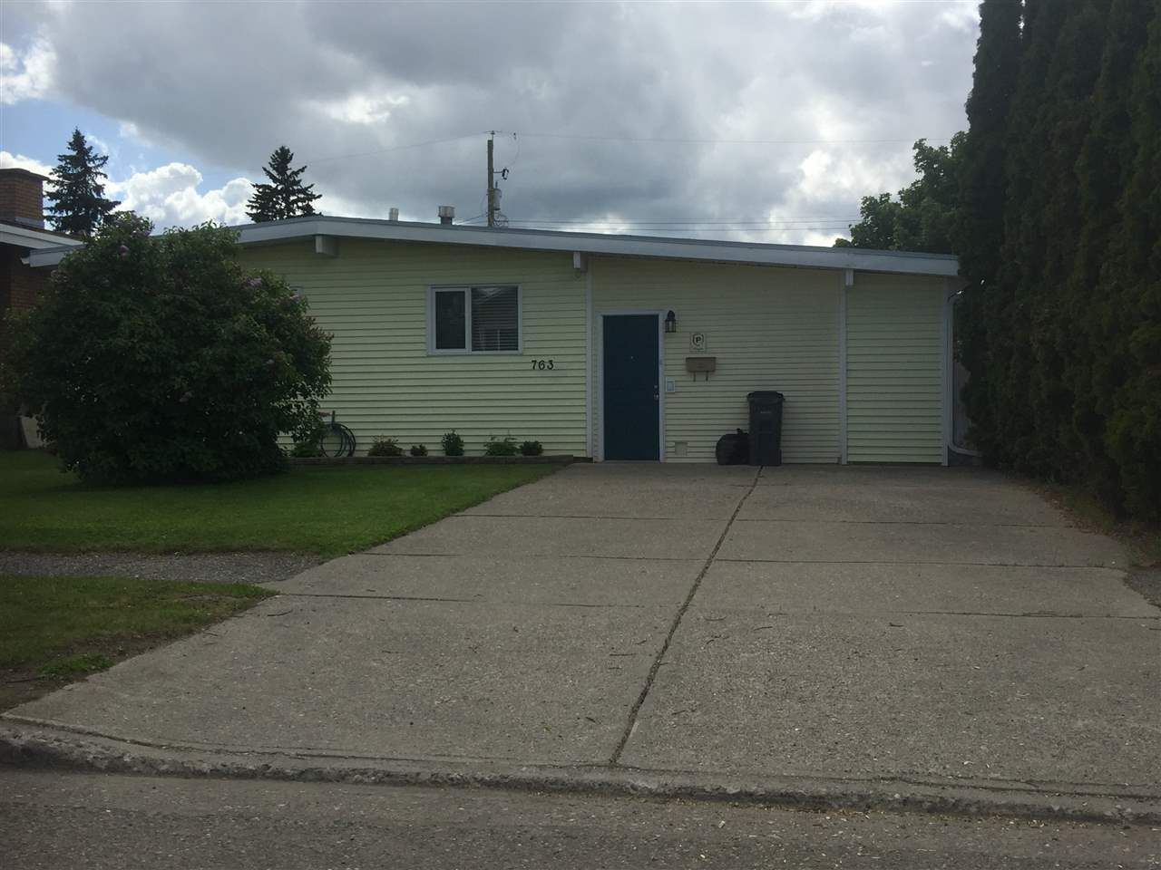 """Main Photo: 763 HARPER Street in Prince George: Central House for sale in """"CENTRAL"""" (PG City Central (Zone 72))  : MLS®# R2462152"""