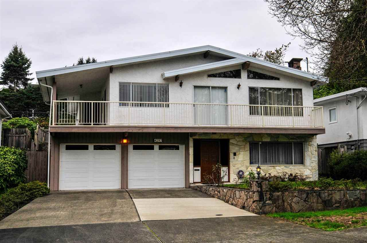 Main Photo: 4297 ATLEE AVENUE in Burnaby: Deer Lake Place House for sale (Burnaby South)  : MLS®# R2009771