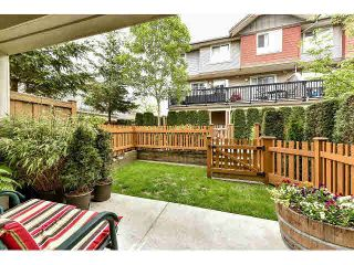 "Photo 18: 30 7088 191ST Street in Surrey: Clayton Townhouse for sale in ""MONTANA"" (Cloverdale)  : MLS®# F1441520"