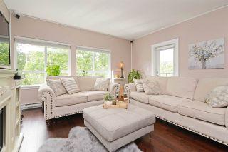 "Photo 1: 305 2664 KINGSWAY Avenue in Port Coquitlam: Central Pt Coquitlam Condo for sale in ""KINGSWAY GARDENS"" : MLS®# R2592381"
