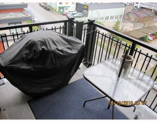 """Photo 9: 605 833 AGNES Street in New Westminster: Downtown NW Condo for sale in """"THE NEWS"""" : MLS®# V803624"""