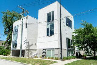 Photo 1: 5 530 Waterfront Drive in Winnipeg: Exchange District Condominium for sale (9A)  : MLS®# 1922176