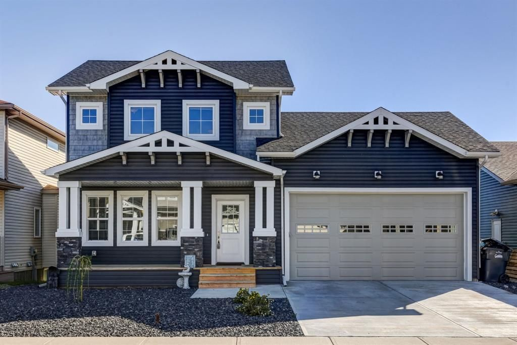 Main Photo: 831 Stonehaven Drive: Carstairs Detached for sale : MLS®# A1149193