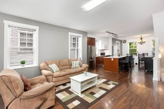 """Photo 1: 19 8767 162 Street in Surrey: Fleetwood Tynehead Townhouse for sale in """"Taylor"""" : MLS®# R2460705"""