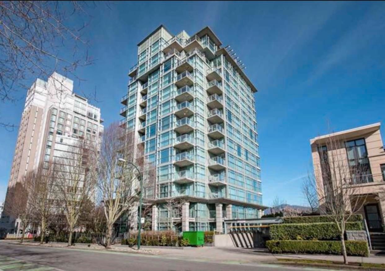 Main Photo: 207 1889 ALBERNI Street in Vancouver: West End VW Condo for sale (Vancouver West)  : MLS®# R2613928