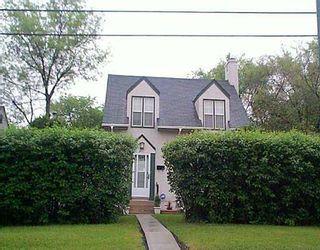 Photo 1: 277 DUBUC Street in Winnipeg: St Boniface Single Family Detached for sale (South East Winnipeg)  : MLS®# 2509032