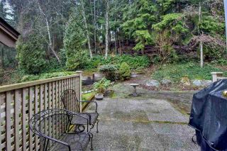 """Photo 28: 20 2979 PANORAMA Drive in Coquitlam: Westwood Plateau Townhouse for sale in """"DEERCREST"""" : MLS®# R2545272"""