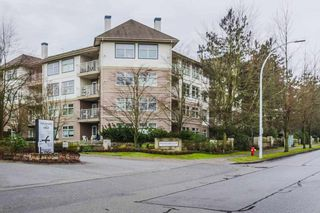 """Photo 1: 306 15210 GUILDFORD Drive in Surrey: Guildford Condo for sale in """"The Boulevard Club"""" (North Surrey)  : MLS®# R2229571"""