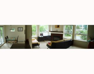 """Photo 8: 310 6888 SOUTHPOINT Drive in Burnaby: South Slope Condo for sale in """"CORTINA"""" (Burnaby South)  : MLS®# V714781"""