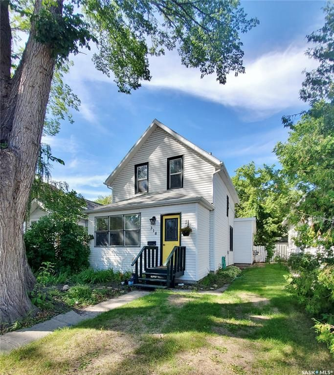 Main Photo: 314 25TH Street West in Saskatoon: Caswell Hill Residential for sale : MLS®# SK819110