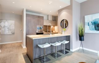 """Photo 2: 408 1633 ONTARIO Street in Vancouver: False Creek Condo for sale in """"KAYAK-Village on The Creek"""" (Vancouver West)  : MLS®# R2471926"""