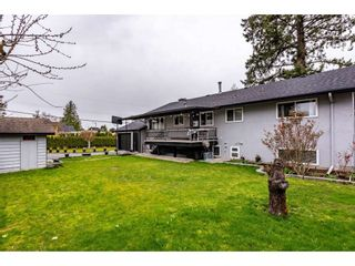 Photo 37: 32238 PEARDONVILLE Road in Abbotsford: Abbotsford West House for sale : MLS®# R2564200