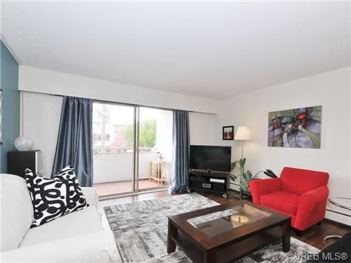 Main Photo: 205 1040 Rockland Ave in VICTORIA: Vi Downtown Condo for sale (Victoria)  : MLS®# 668312