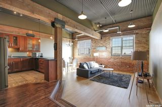 Photo 2: 304 1170 Broad Street in Regina: Warehouse District Residential for sale : MLS®# SK856775