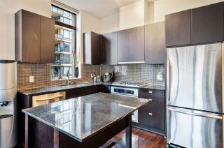 """Photo 10: 416 121 BREW Street in Port Moody: Port Moody Centre Condo for sale in """"ROOM (AT SUTERBROOK)"""" : MLS®# R2552140"""