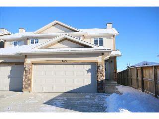 Photo 1: 103 WEST POINTE Court: Cochrane House for sale : MLS®# C4042878