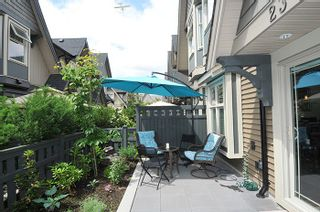 """Photo 16: 23 19095 MITCHELL Road in Pitt Meadows: Central Meadows Townhouse for sale in """"BROGDEN BROWN"""" : MLS®# R2180614"""