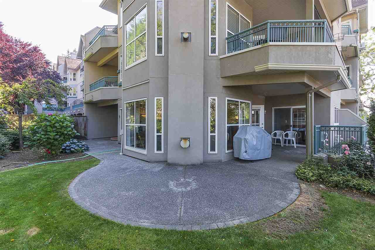 "Main Photo: 102 34101 OLD YALE Road in Abbotsford: Central Abbotsford Condo for sale in ""YALE TERRACE"" : MLS®# R2329355"