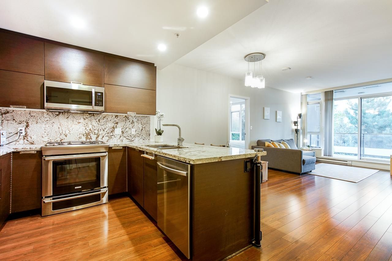 """Main Photo: 202 2077 ROSSER Avenue in Burnaby: Brentwood Park Condo for sale in """"Vantage"""" (Burnaby North)  : MLS®# R2622921"""