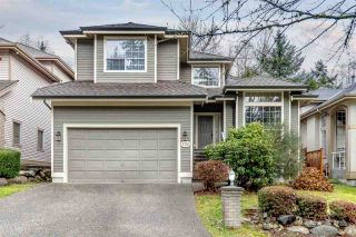 Photo 1: 134 PARKSIDE Drive in Port Moody: Heritage Mountain House for sale : MLS®# R2430999