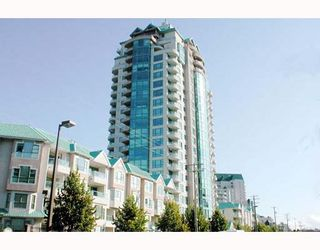 """Photo 1: 2001 3071 GLEN Drive in Coquitlam: North Coquitlam Condo for sale in """"PARC LAURENT"""" : MLS®# V728874"""