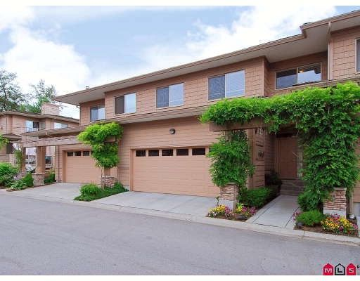 """Main Photo: 43 16655 64TH Avenue in Surrey: Cloverdale BC Townhouse for sale in """"Ridgewoods @ Northview"""" (Cloverdale)  : MLS®# F2822029"""