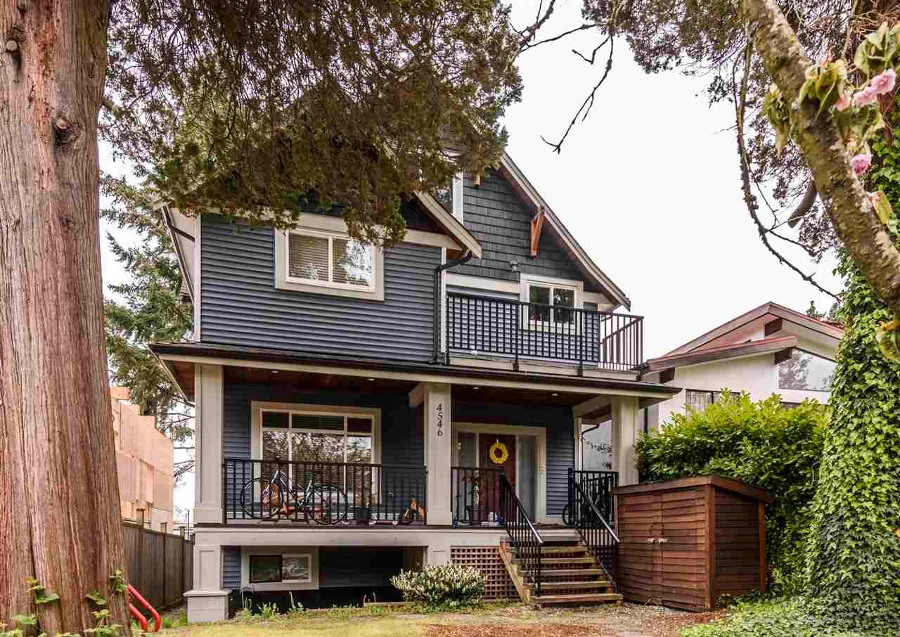 Main Photo: 4546 QUEBEC Street in Vancouver: Main House for sale (Vancouver East)  : MLS®# R2574989