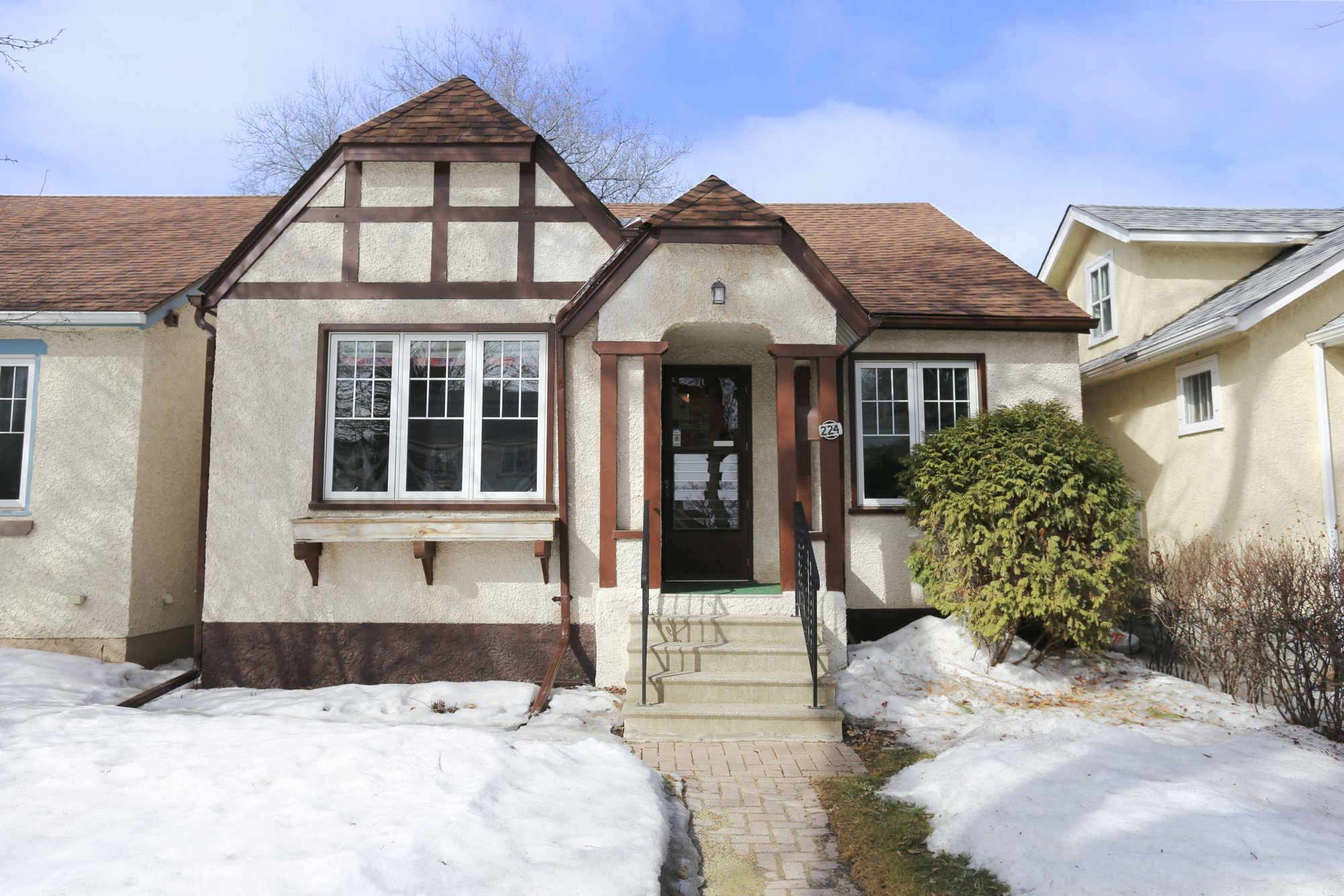 Welcome to 224 Lenore St. in Wolseley