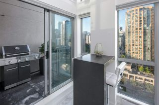 """Photo 17: 1206 1238 RICHARDS Street in Vancouver: Yaletown Condo for sale in """"METROPOLIS"""" (Vancouver West)  : MLS®# R2187337"""