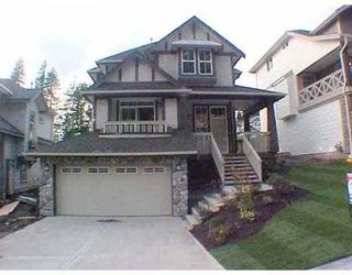 """Photo 1: 11 500 FOREST PARK WY in Port Moody: Heritage Woods PM House for sale in """"FOREST EDGE"""" : MLS®# V562439"""