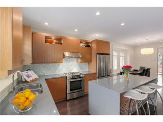 "Photo 3: 2632 W 6TH Avenue in Vancouver: Kitsilano 1/2 Duplex for sale in ""Kits"" (Vancouver West)  : MLS®# V1074098"