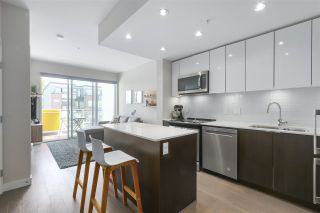 """Photo 1: 310 688 E 19TH Avenue in Vancouver: Fraser VE Condo for sale in """"BOLD on Fraser"""" (Vancouver East)  : MLS®# R2407813"""
