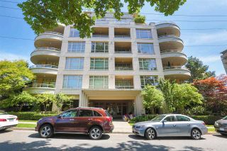 """Photo 1: 307 5700 LARCH Street in Vancouver: Kerrisdale Condo for sale in """"ELM PARK PLACE"""" (Vancouver West)  : MLS®# R2009162"""