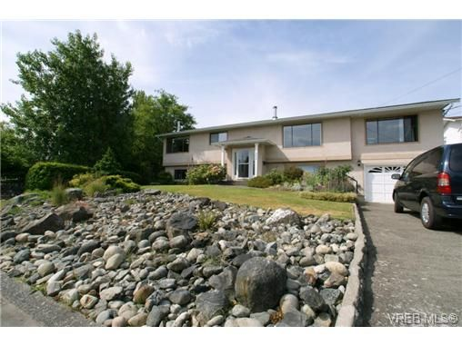 Main Photo: 205 Portsmouth Dr in VICTORIA: Co Lagoon House for sale (Colwood)  : MLS®# 644648