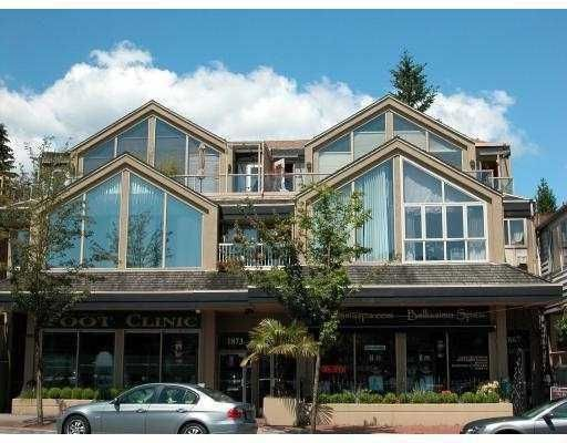 Main Photo: 101 - 1871 Marine Dr in West Vancouver: Ambleside Condo for sale : MLS®# V763970