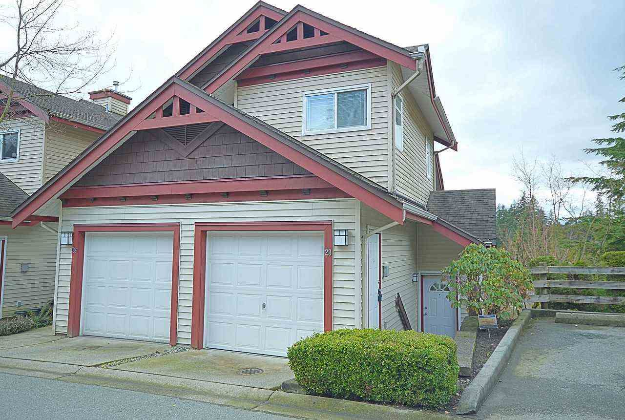 """Main Photo: 23 15 FOREST PARK Way in Port Moody: Heritage Woods PM Townhouse for sale in """"DISCOVERY RIDGE"""" : MLS®# R2148840"""