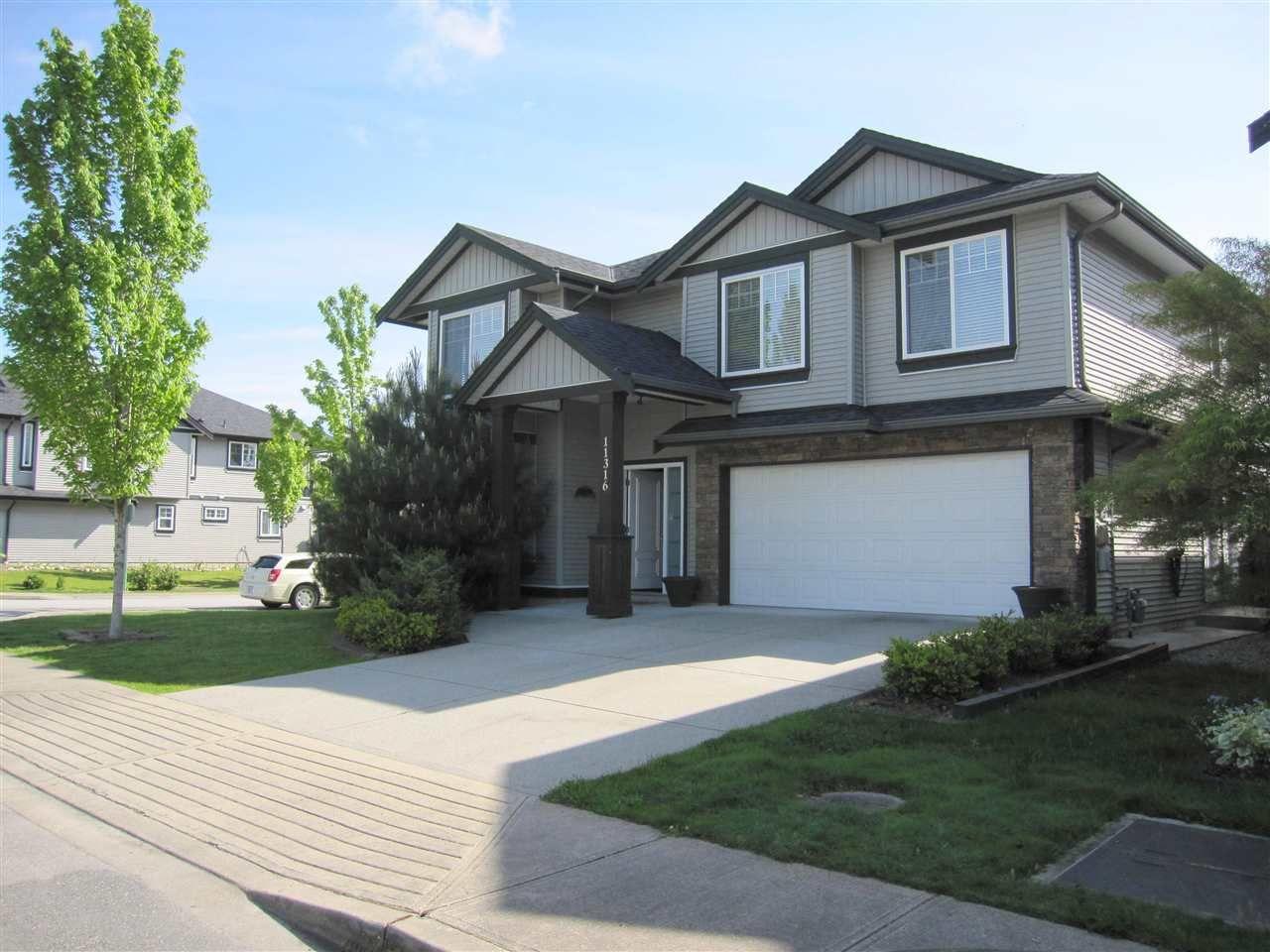 Main Photo: 11316 236 Street in Maple Ridge: Cottonwood MR House for sale : MLS®# R2062616