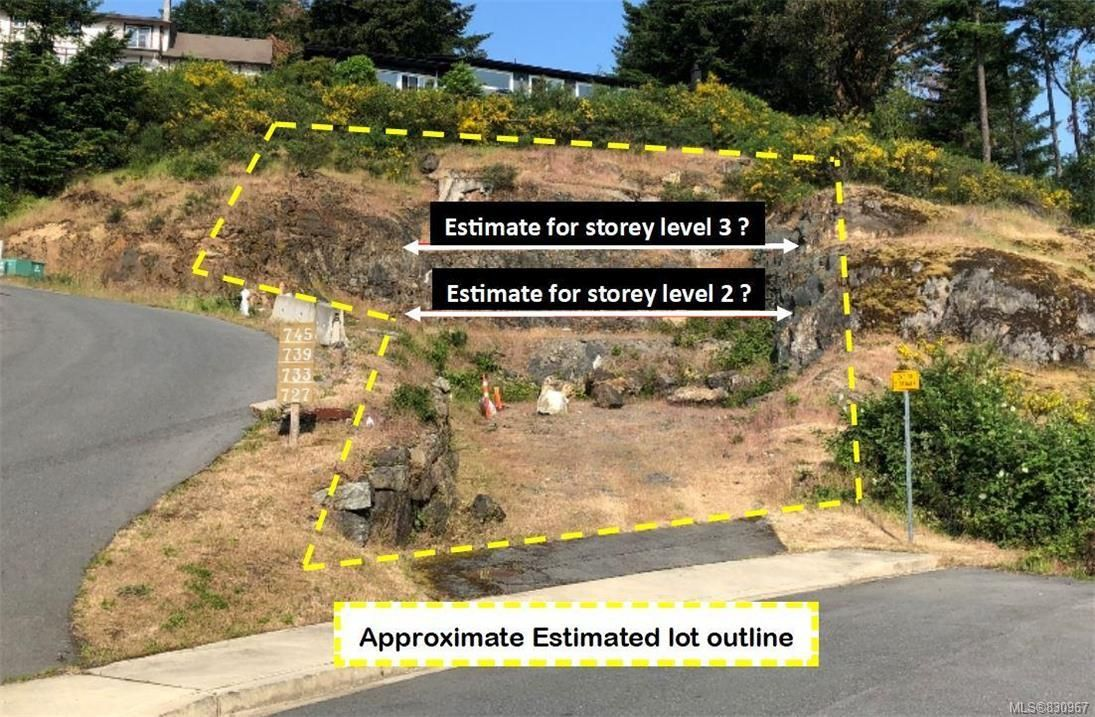 Main Photo: 747 Grousewood Pl in Colwood: Co Triangle Land for sale : MLS®# 830967