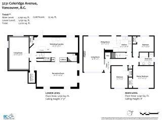Photo 20: 3231 COLERIDGE Avenue in Vancouver: Killarney VE House for sale (Vancouver East)  : MLS®# R2553530