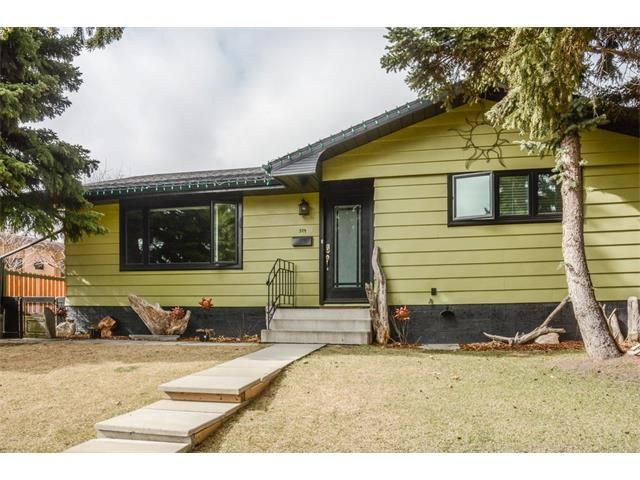 Main Photo: 519 MURPHY Place NE in Calgary: Mayland Heights House for sale : MLS®# C4110120