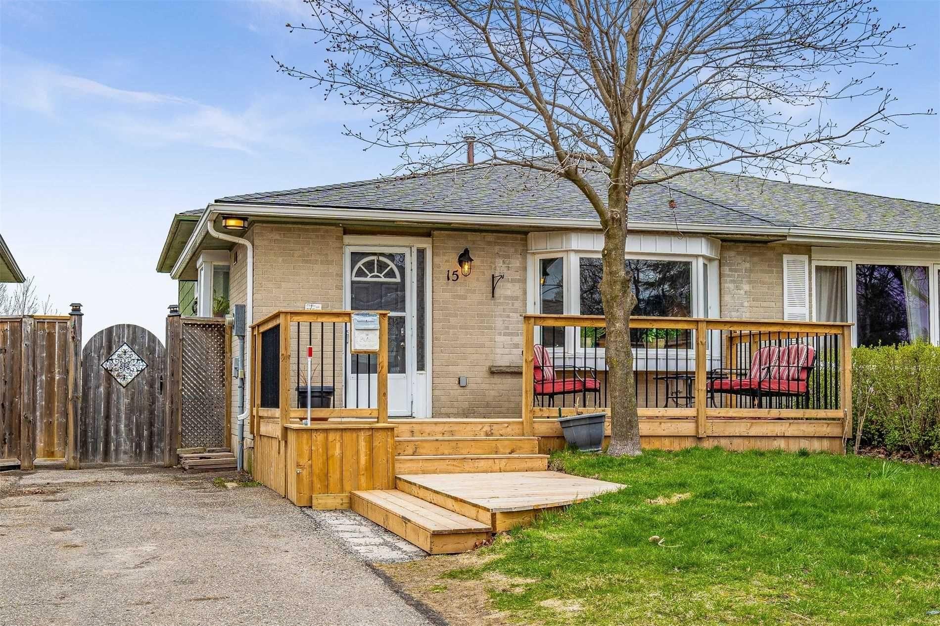 Main Photo: 15 Feltre Avenue: Orangeville House (Backsplit 3) for sale : MLS®# W5204586