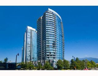 """Photo 1: 1904 1233 CORDOVA Street in Vancouver: Coal Harbour Condo for sale in """"CARINA"""" (Vancouver West)  : MLS®# V781419"""