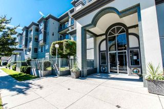 "Photo 3: 407 6475 CHESTER Street in Vancouver: Fraser VE Condo for sale in ""SOUTHRIDGE HOUSE"" (Vancouver East)  : MLS®# R2205282"