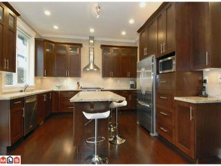 """Photo 3: 2576 163A Street in Surrey: Grandview Surrey House for sale in """"MORGAN HEIGHTS"""" (South Surrey White Rock)  : MLS®# F1108651"""