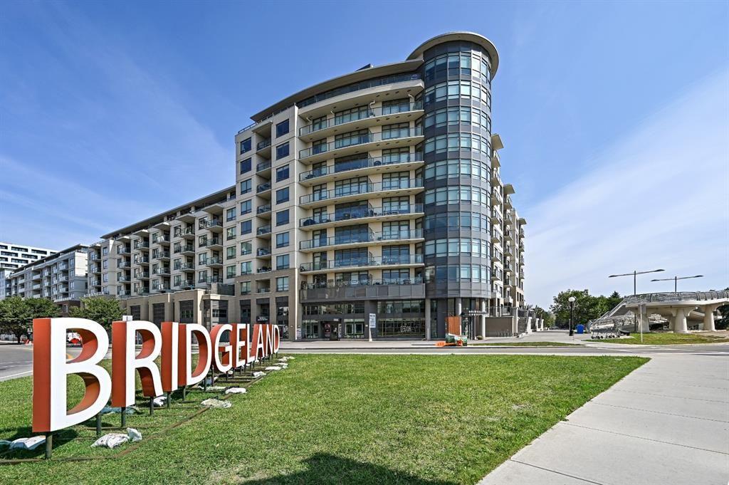 """""""Bridgeland Crossing"""" -Bridgeland's premier condo building."""