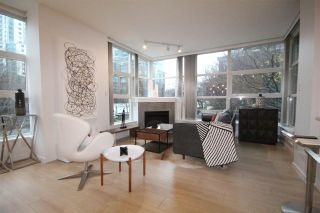 Photo 1: 205 189 NATIONAL Avenue in Vancouver: Downtown VE Condo for sale (Vancouver East)  : MLS®# R2526873