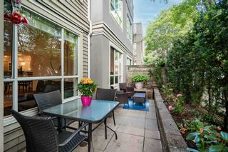 """Main Photo: 109 2755 MAPLE Street in Vancouver: Kitsilano Townhouse for sale in """"The Davenport"""" (Vancouver West)  : MLS®# R2600990"""