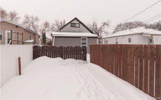 Photo 18: 263 Belmont Avenue in Winnipeg: West Kildonan Residential for sale (4D)  : MLS®# 1804979