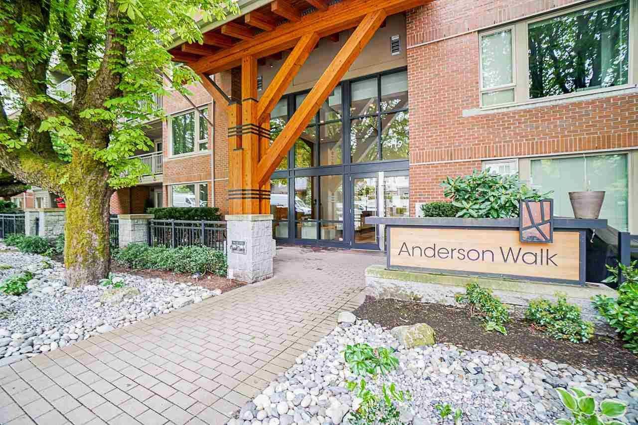 Main Photo: 211 119 W 22ND STREET in North Vancouver: Central Lonsdale Condo for sale : MLS®# R2573365